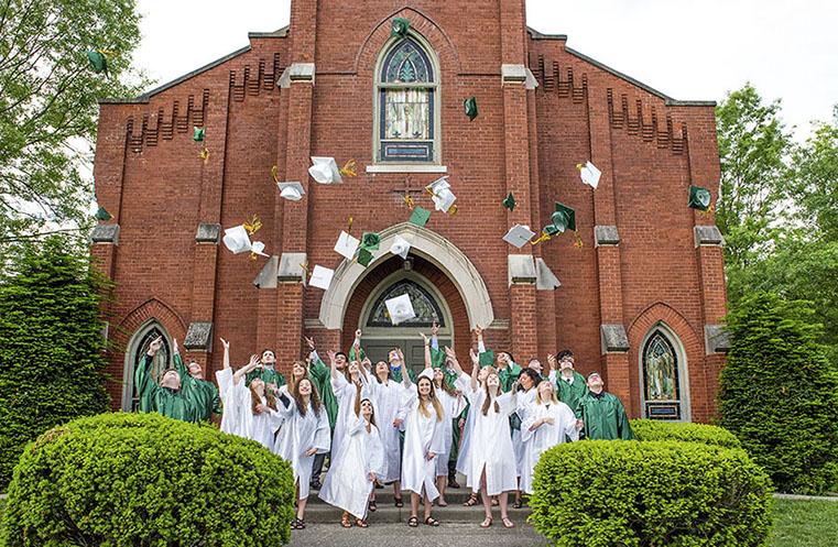 Shawe Memorial High School Graduates